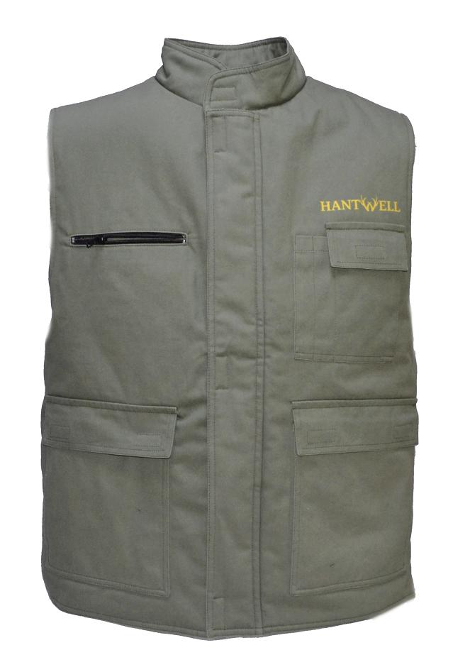 f0e1b8c77 Poľovnícke oblečenie | Poľovnícka vesta HANTWELL khaki ...