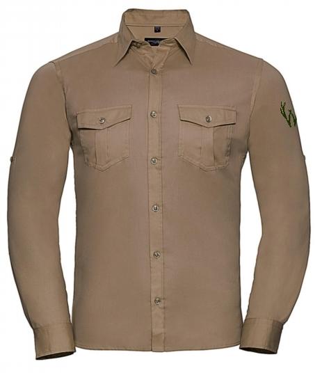309fbb837255 Poľovnícka košeľa HANTWELL LUX