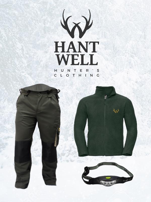 c8f7aea6e Poľovnícke oblečenie | SET Poľovníckeho oblečenia HANTWELL ...