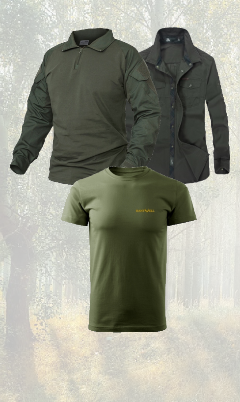 c421666b0 Poľovnícke oblečenie | SET Poľovníckeho oblečenia HANTWELL SUMMER ...